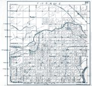 Sheet 37 - Township 17 S., Range 20 E, Fresno County 1923